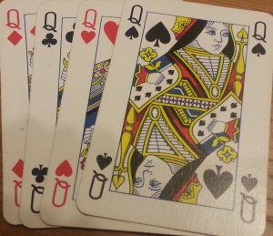 inktuition queen of spades